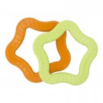 Bioserie Star Teether - Orange