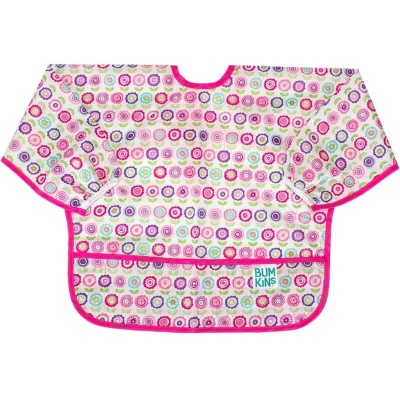 Bumkins Long Sleeved Art Smock - Bloom