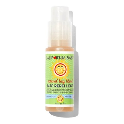 California Baby Natural Bug Blend Bug Repellent Spray 59ml/2oz