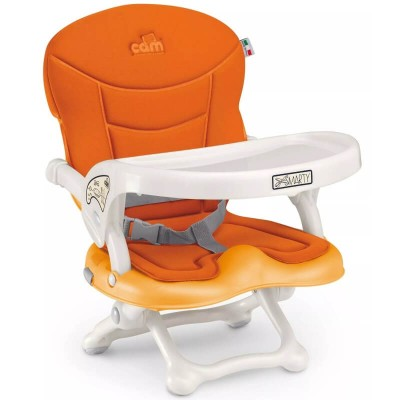 Cam Smarty Booster Seat - Orange
