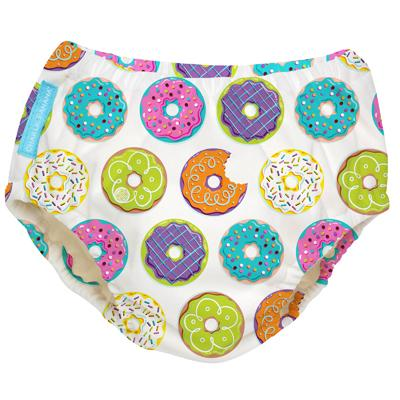 Charlie Banana 2-in-1 Swim Diaper & Training Pants - Delicious Donuts