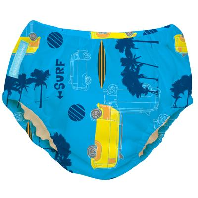 Charlie Banana 2-in-1 Swim Diaper & Training Pants - Malibu