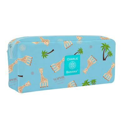 Charlie Banana Multi Purpose Wet Pouch - Sophie Coco Blue