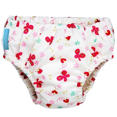 Charlie Banana 2-in-1 Swim Diaper & Training Pants - Butterfly