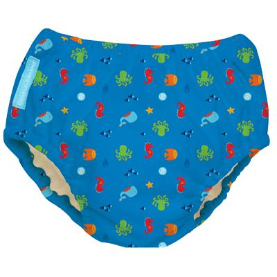 Charlie Banana 2-in-1 Swim Diaper & Training Pants - Under the Sea
