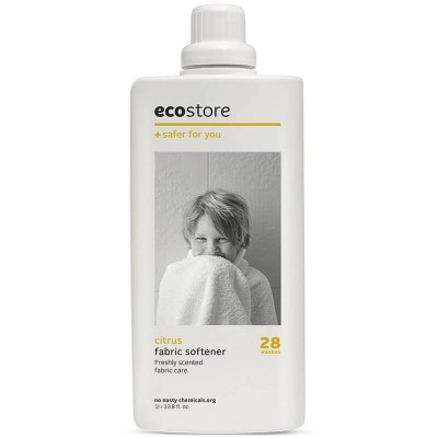Ecostore Citrus Fabric Softener 1L