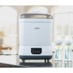 Dr Brown's Clean Steam Bottle Sterilizer & Dryer with HEPA Filter