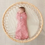 ergoPouch Cocoon Swaddle Bag 1.0 Tog - Quill - 3-12m