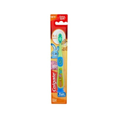 Colgate Smiles Kids 4-6 Years Extra Soft Toothbrush - Blue