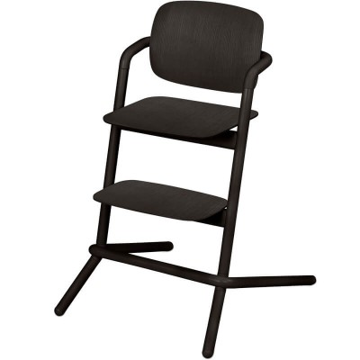 Cybex LEMO Chair Wood - Infinity Black