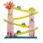 Moulin Roty Dans La Jungle Cascading Spinning Tops 37.5x8x37.5cm