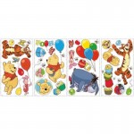 RoomMates Disney Winnie The Pooh & Friends Wall Decals - RMK1498SCS
