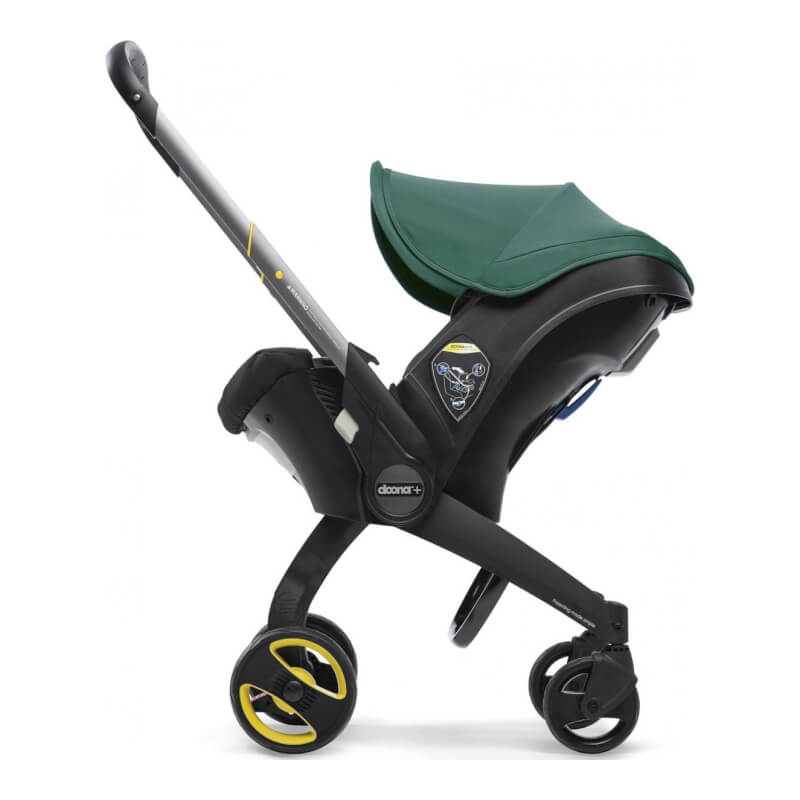 Doona Infant Car Seat Stroller Racing Green