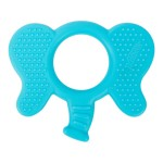 Dr Brown's Flexees Friends Silicone Teether - Elephant (3 mos+)