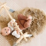 Toddlekind Prettier Playmat 120x180cm - Earth Collection - Clay