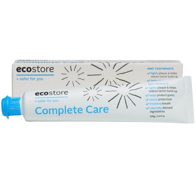 Ecostore Complete Care Toothpaste - Mint 100g