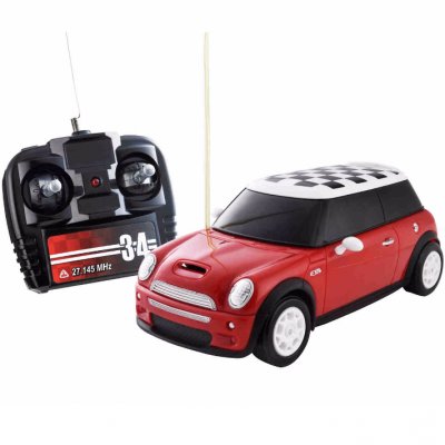 ELC Big City Radio Controlled Mini Cooper
