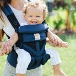 Ergobaby All-In-One OMNI 360 Baby Carrier - Cool Air Mesh - Raven