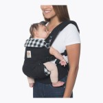 Ergobaby All-In-One OMNI 360 Baby Carrier - Gingham