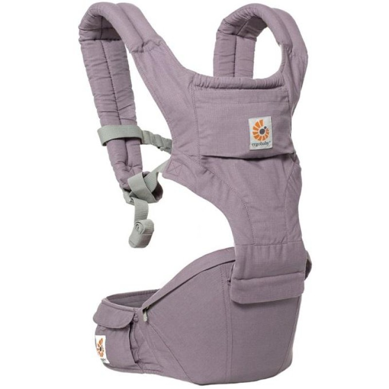 Ergobaby Hipseat 6 Position Carrier Mauve