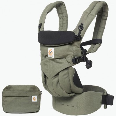 Ergobaby All-In-One OMNI 360 Baby Carrier - Khaki Green