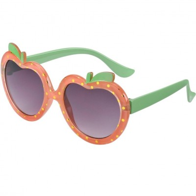 Eyetribe Frankie Ray - Toddlers 1-3 years - Ripe (Neon Peach / Green)