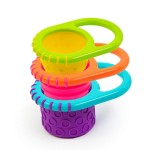 Sassy Baby Flex & Fill Cups 3-Pack
