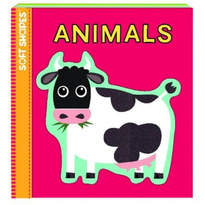 Innovative Kids Foam Book: Animals