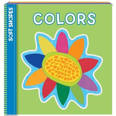 Innovative Kids Foam Book: Colours