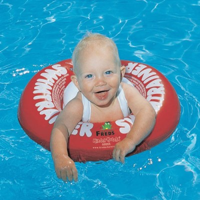 Fred's Swim Academy Fred Swimtrainer Red - 3 mos to 4  years