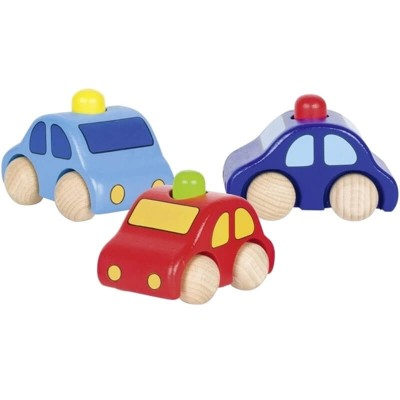 Goki Vehicles with Horn (1-piece, color may vary)