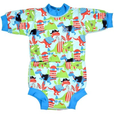 Splash About Happy Nappy Wetsuit - Dino Pirates
