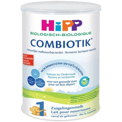 HiPP Organic (Dutch) Combiotik First Infant Milk 900g Stage 1 (0-6 mos)