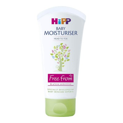 HiPP (UK) Hipp Baby Moisturiser - Head to Toe