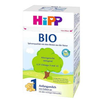 HiPP (Germany) BIO Stage 1 (0-6 months) - 600g