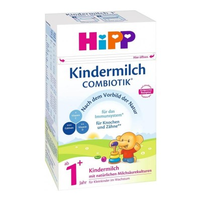 HiPP Germany HiPP Kindermilch Combiotik (1 year+) - 600g