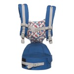 Ergobaby Hipseat 6 Position Carrier - Hello Kitty - Classic Kitty