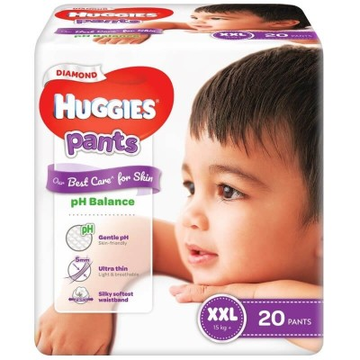 Huggies Diamond Pants (MD, LG, XL, XXL)