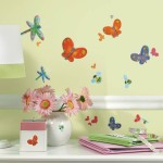 RoomMates Jelly Bugs Wall Decals