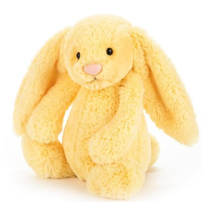 Jellycat Bashful Lemon Bunny - Medium 31cm