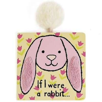 Jellycat If I Were A Rabbit Board Book 15cm