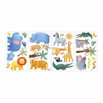 RoomMates Jungle Adventure Wall Decals