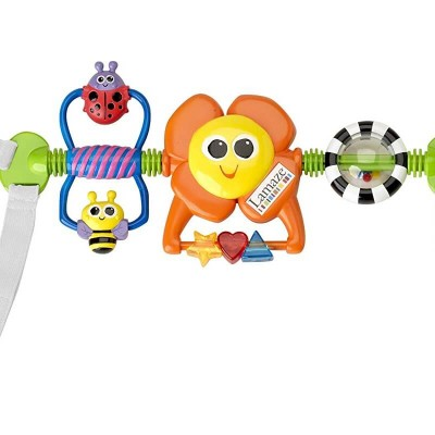 Lamaze Spin, Rattle and Go Toy Bar