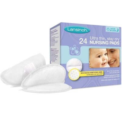 Lansinoh Disposable Nursing Pads - 24 pcs/box