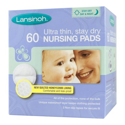 Lansinoh Disposable Nursing Pads - 60 pcs/box