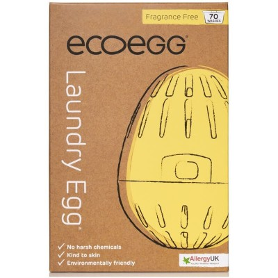 ecoegg Laundry Egg (70 Washes) - Fragrance Free