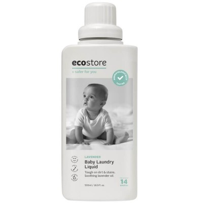 Ecostore Laundry Liquid  for Baby 500ml - Lavender