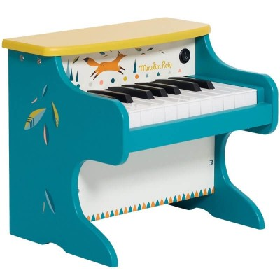 Moulin Roty Le Voyage d'Olga Electronic Piano 33x25x30cm