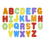Munchkin Learn Bath Letters & Numbers, Primary 36-Count