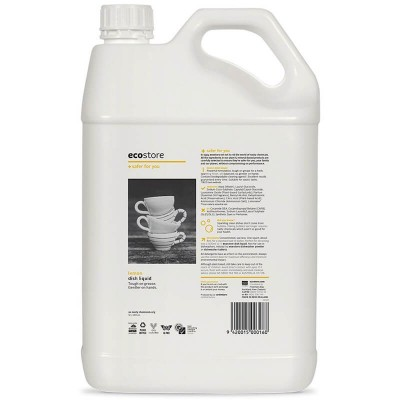 Ecostore Lemon Dish Liquid 5L